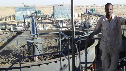 Mineral Processing EPCM Service