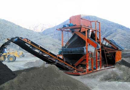 Genera Processing Technology For Minerals