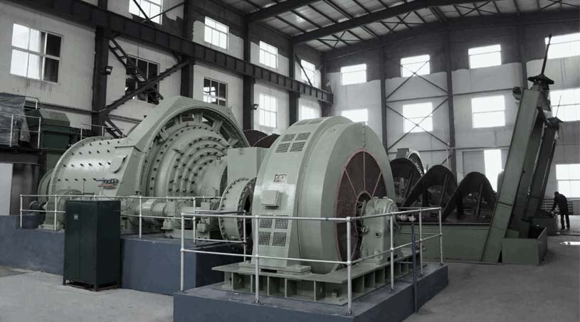 Ball mill Rod mill grinding system