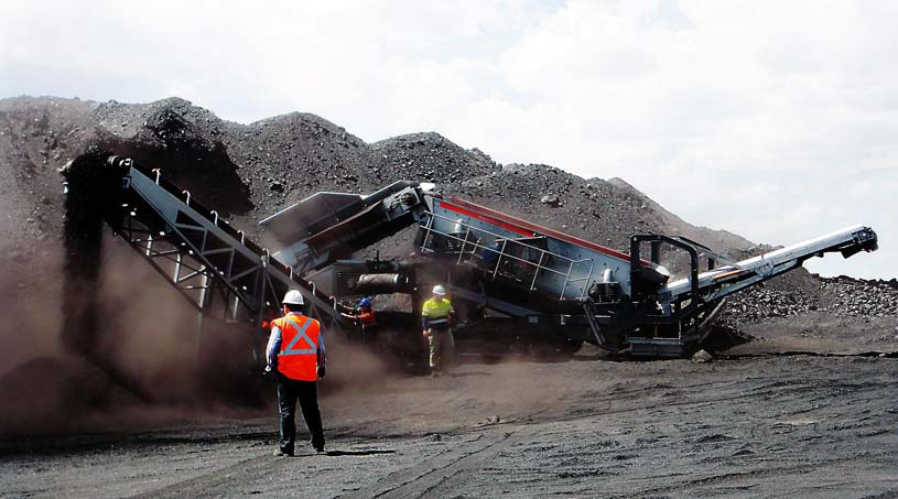 Crushing Screening System