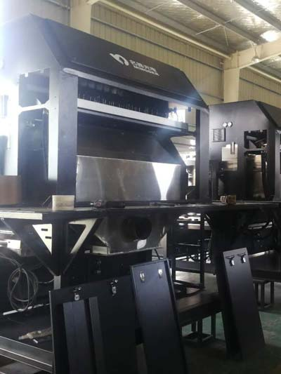Optical Sorting Equipment&Systems Manufacturer