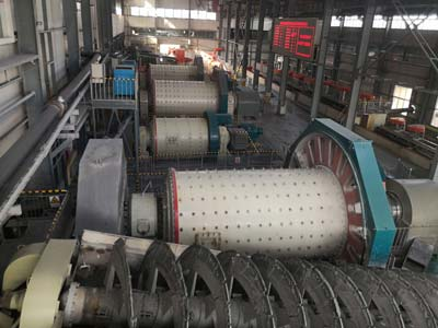 Ball Mill&Rod Mill Grinding System Used in Mineral Milling