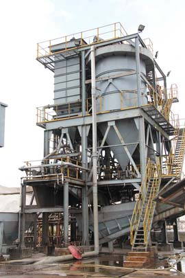 Heavy Minerals Processing Plant