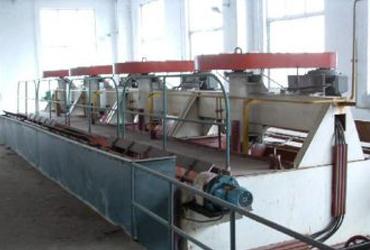 Lead & Zinc Ore Processing