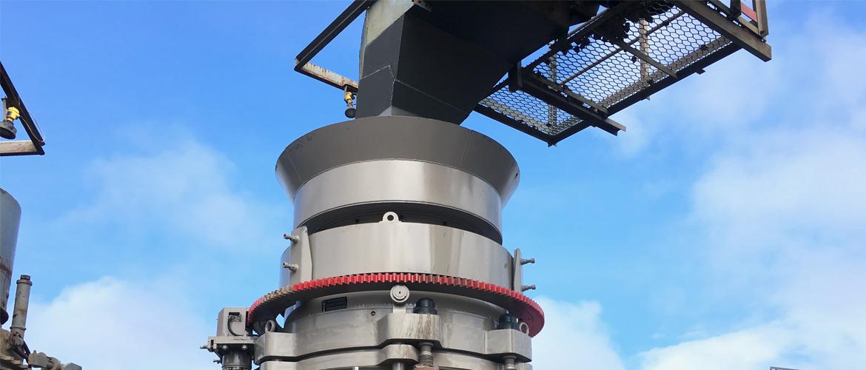 Quartz Processing Plant in Mauritius