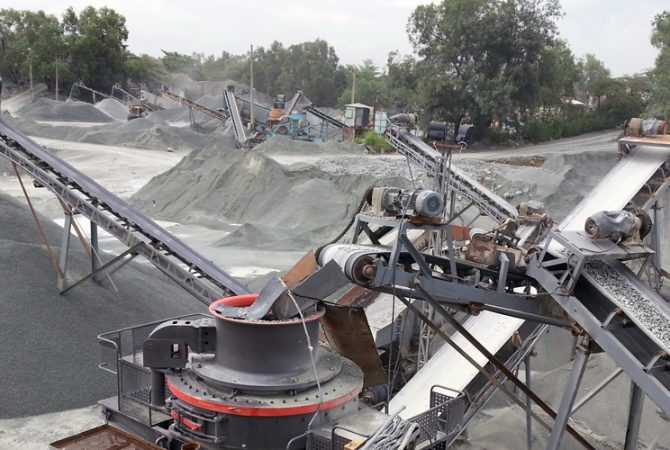 Sand Making Plant in Sri Lanka